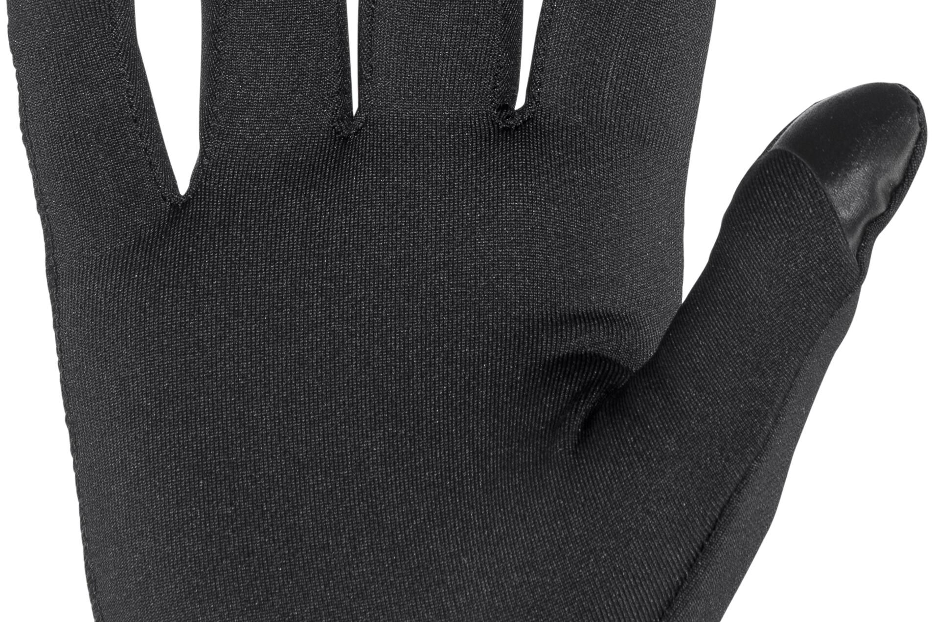 Odlo Ceramiwarm Light - Gants course à pied - noir sur CAMPZ ! 995504f5666